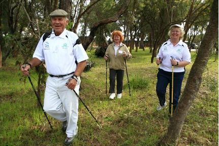 Walking to a better health