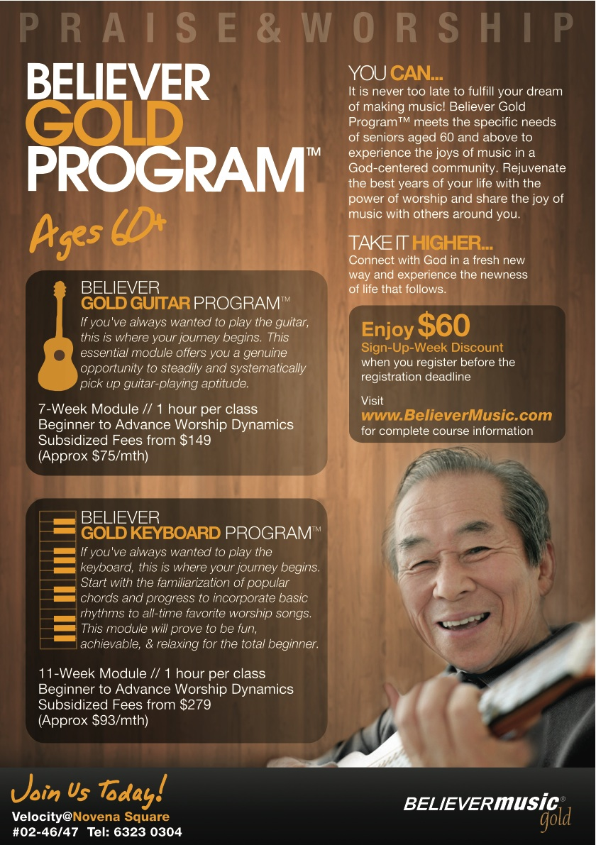 Believer Gold Program