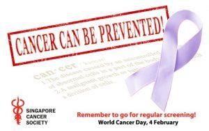 Celebrating World Cancer Day