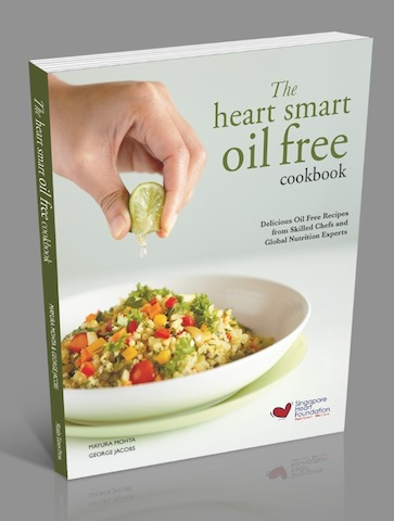 Recipes from the oil-free cookbook