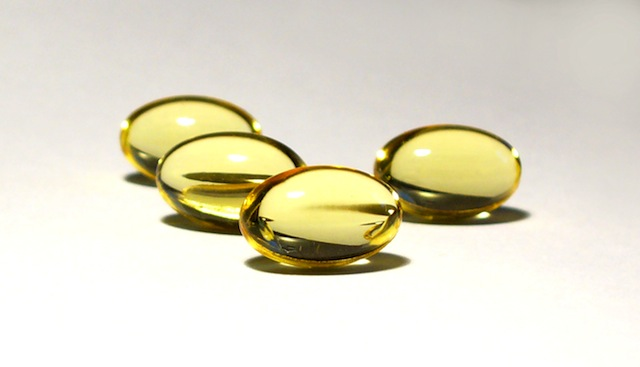 Vitamins for seniors