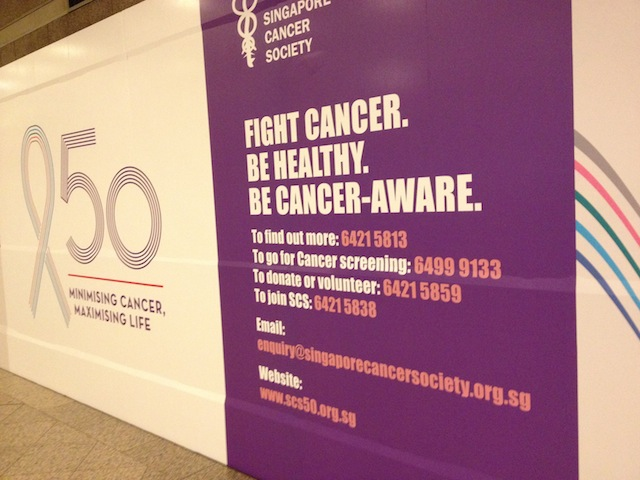 Free cancer screening for those 50