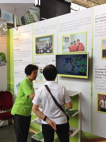 A boost to senior volunteerism
