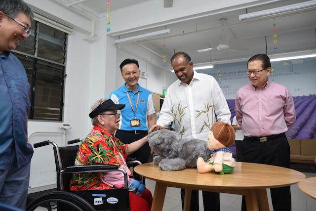 All Saints Home opens two new eldercare & nursing homes