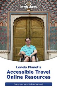It is the world's largest list of online resources for accessible travel.