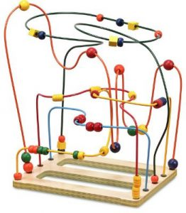 Bead Coaster Maze