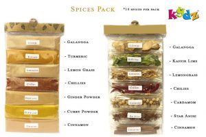 Spice Pack