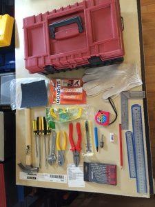A toolbox.