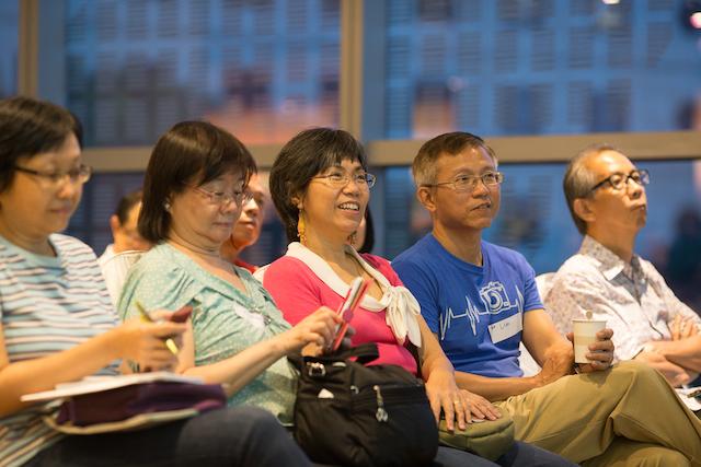 Read! Fest activities for seniors