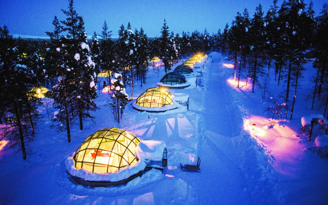 Enjoy rejuvenating experiences in Finland