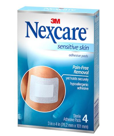 The Sensitive Skin Dressings.