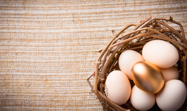Building your nest egg through low-risk investments