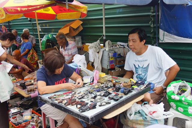 The cruel fate of Sungei Road market