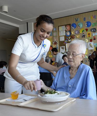 Studying nutritional deficiencies in elderly