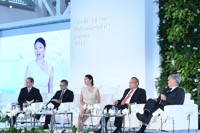 Philanthropists forum on healthcare, ageing and philanthropy