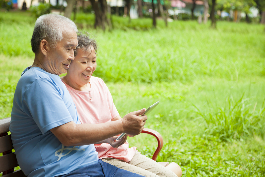 Be safe, smart & kind seniors