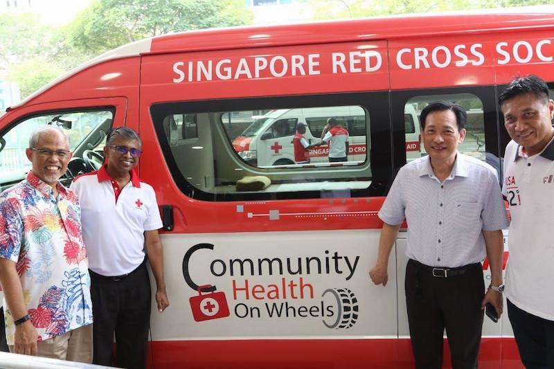 Mobile community health