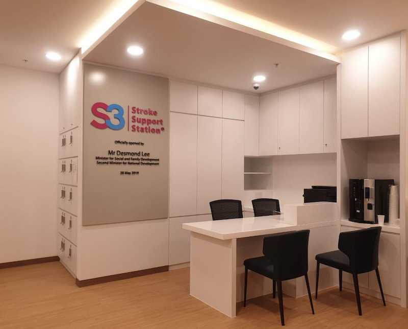 Second S3 centre opens at Jurong Point