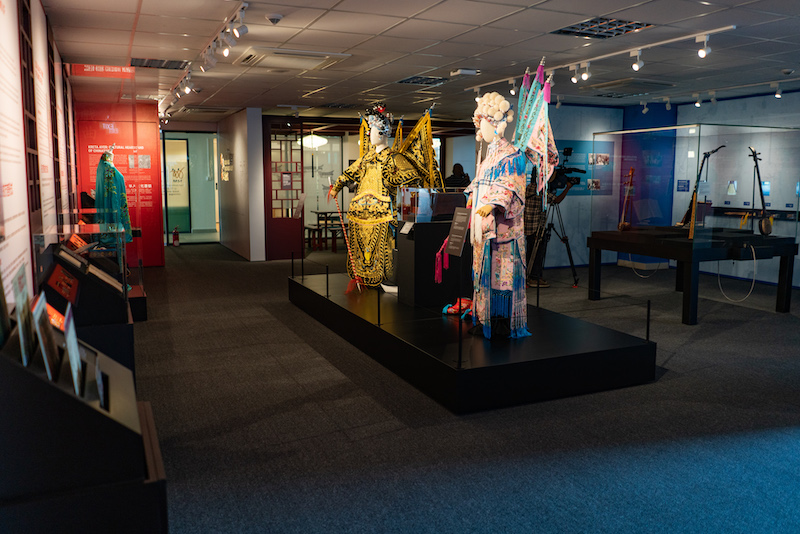 First community gallery focusing on cultural heritage