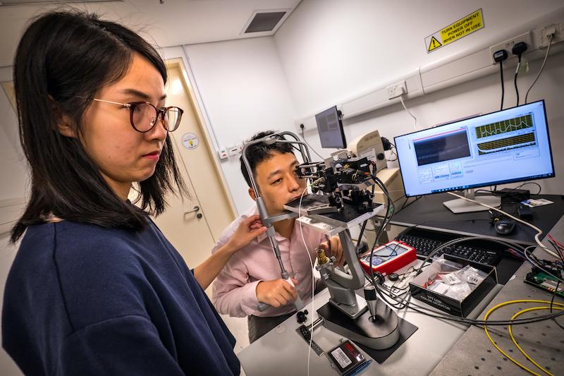 SERI-NTU laboratory to develop advanced ocular imaging technologies