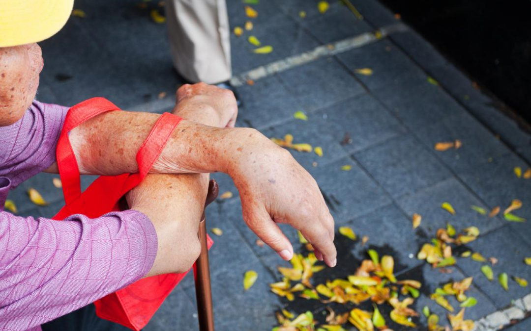 Impact of COVID on Singapore's older adults
