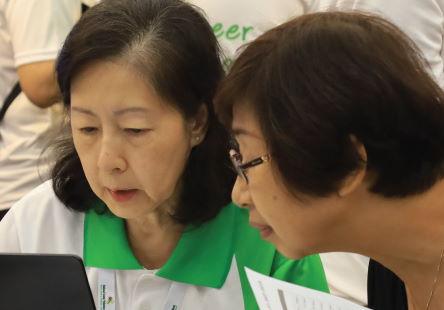 Retire with a purpose – volunteer