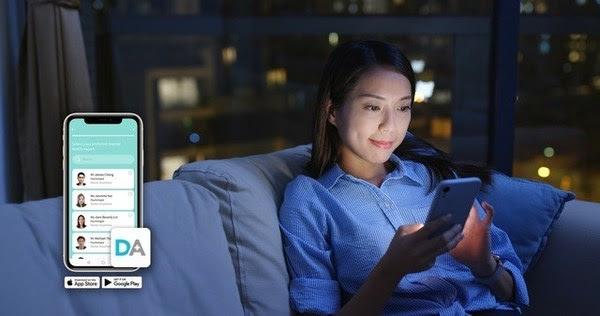 Online mental health video consultation service