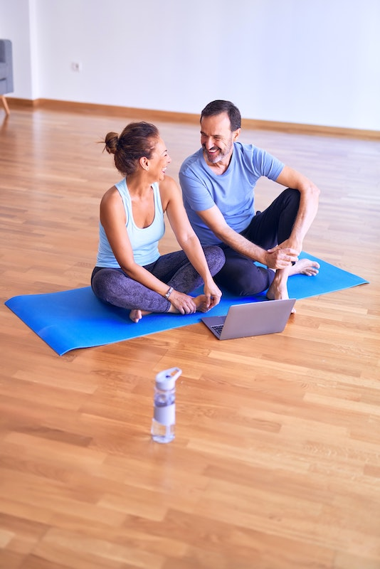 4 types of home exercises for seniors