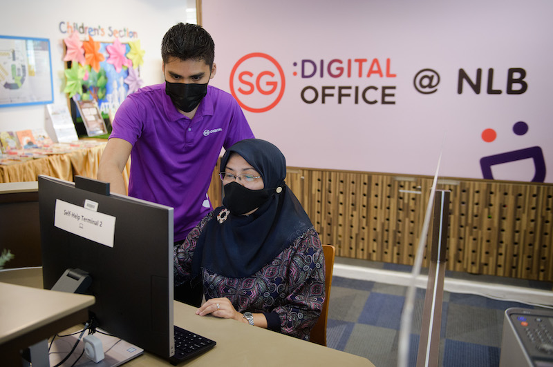 Making digital resources, public services more accessible