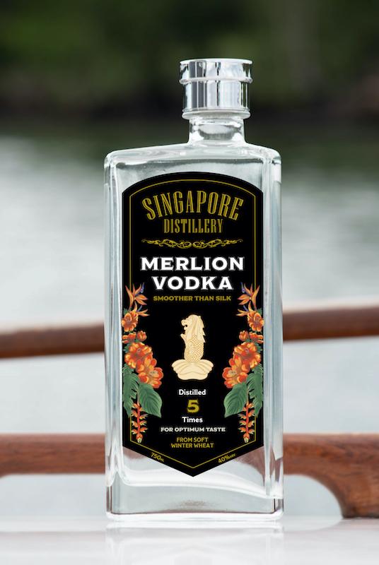 New local vodka addition