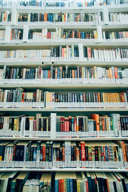 Increasing capacity in the libraries