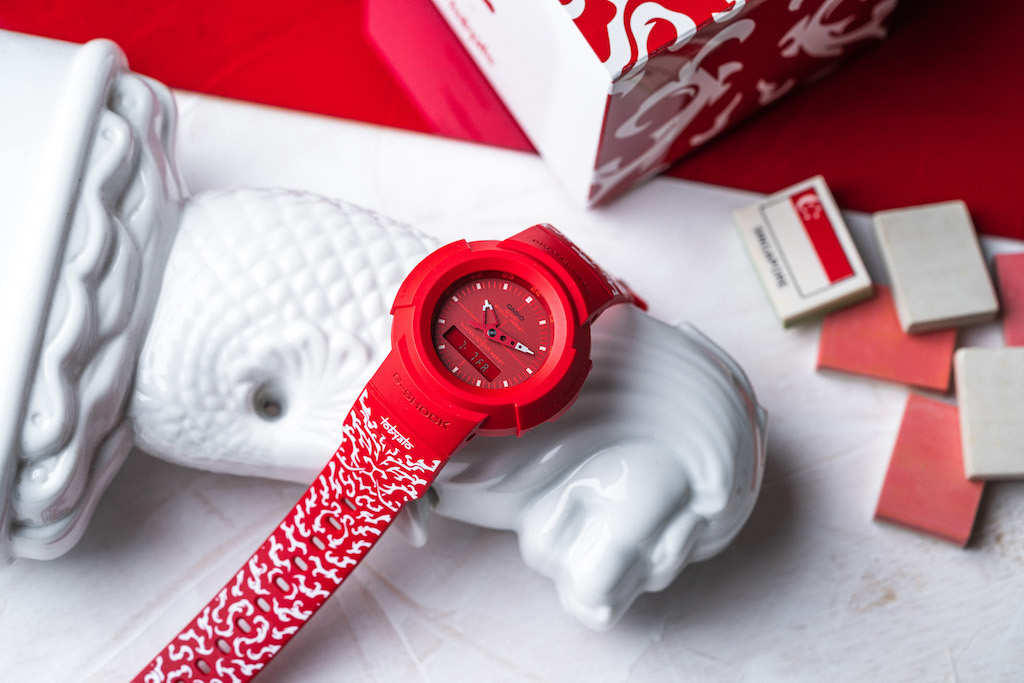 National Day watch