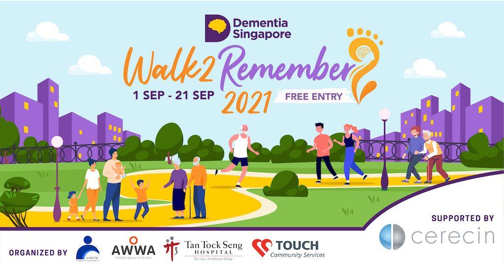 Take a walk to remember